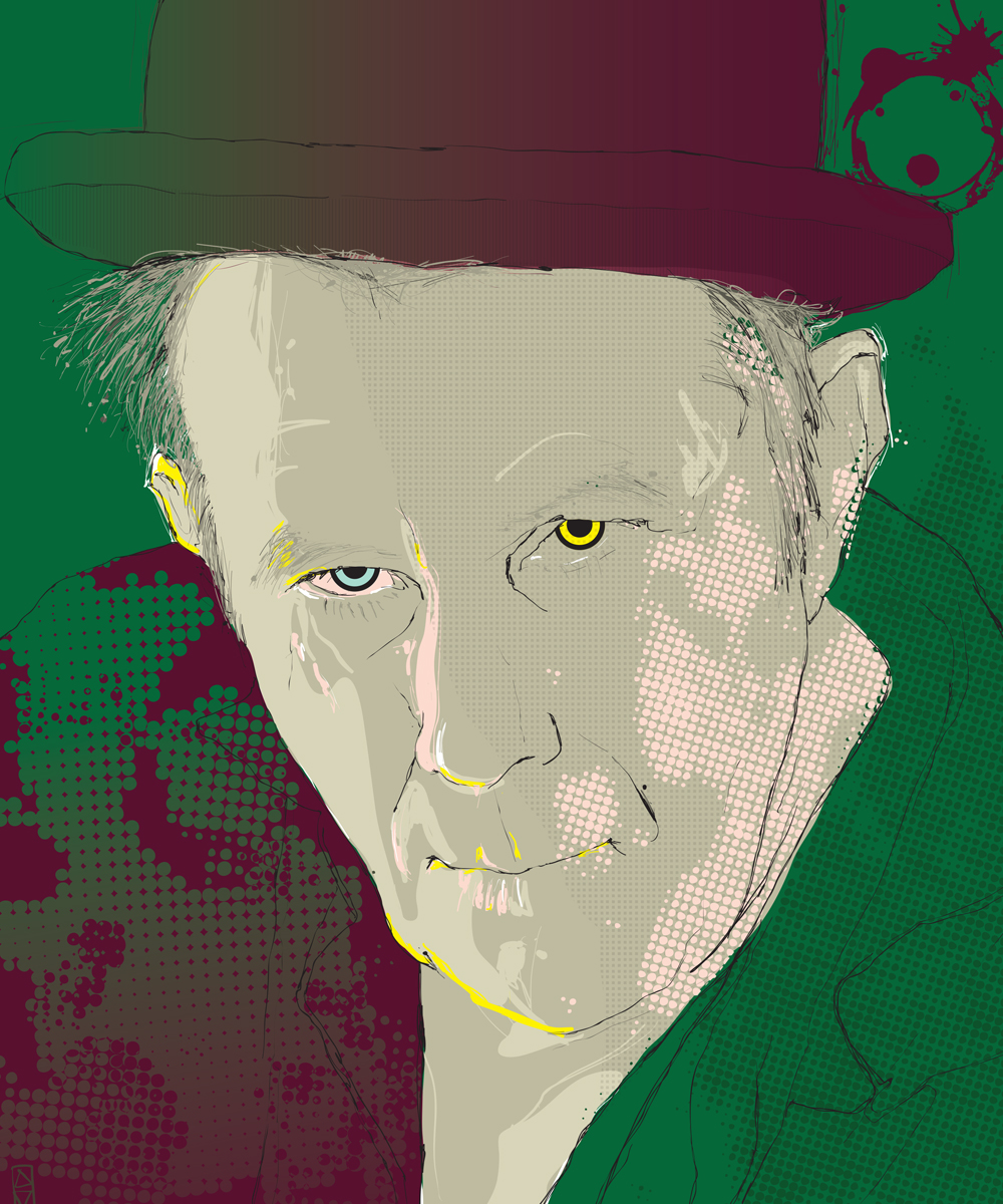 Ainhoa-Azumendi--portrait---Tom-Waits